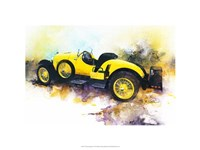 '23 Kissed Speedster Fine Art Print