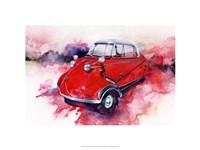 '55 Messerschmitt Fine Art Print