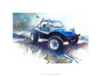 '72 Dune Buggy Fine Art Print