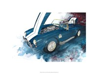 427 Shelby Cobra Fine Art Print