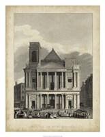 Eglise de St. Eustache Fine Art Print