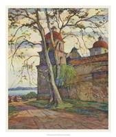 European Sketchbook VII Fine Art Print