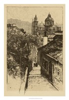 Nonnberg Abbey Fine Art Print
