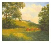 Golden Day Fine Art Print