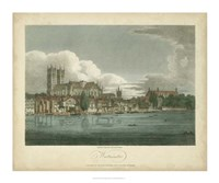 View of Westminster Fine Art Print