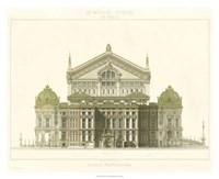 Paris Opera House I Fine Art Print