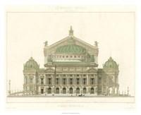 Paris Opera House II Fine Art Print