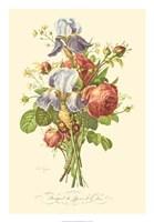 Plentiful Bouquet I Fine Art Print