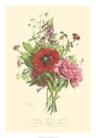 Plentiful Bouquet II Fine Art Print