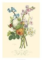 Plentiful Bouquet IV Fine Art Print