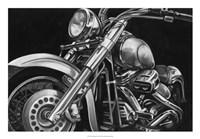 Classic Hogs II Fine Art Print