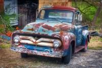Ford Truck Fine Art Print