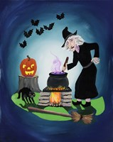 Witch Fine Art Print