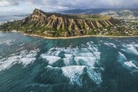 Diamond Head Sets Fine Art Print