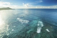 Waikiki Morning Sets Fine Art Print