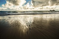 Waimanalo Beach Sunrise Fine Art Print