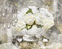 Sitting Room Roses Fine Art Print