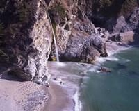 Waterfall Beach 2 Fine Art Print