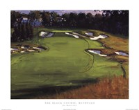 The Black Course, Bethpage Fine Art Print