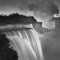 US Niagara Falls 1 Fine Art Print