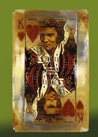 Elvis King Fine Art Print