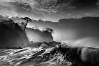 Waves Present That Morning Fine Art Print