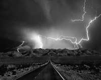 On the Road With the Thunder Gods Fine Art Print