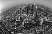 Dubai At the Top Fine Art Print
