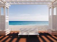 Window To the Sea Fine Art Print