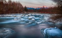 Fire and Ice Fine Art Print