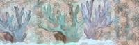 Three Coral Fine Art Print