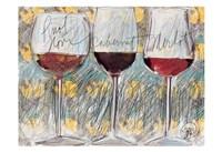 Wine 3 Fine Art Print