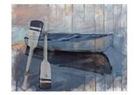 Solo Boat Fine Art Print