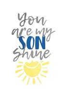 Son Shine Fine Art Print
