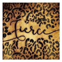Fierce Animal Fine Art Print