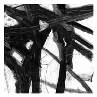 Abstract Jungle 3 Fine Art Print