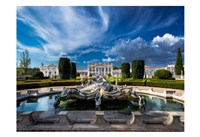 Portugal Palace 2 Fine Art Print