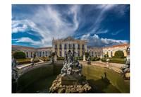 Portugal Palace 3 Fine Art Print