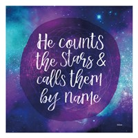 Counting Stars Fine Art Print