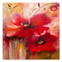 Ruby Rush Fine Art Print