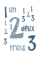 French Count Fine Art Print