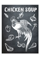 Chicken Soup Fine Art Print