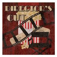 Director's Cut 1 Fine Art Print