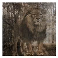 Wild Jungle 2 Fine Art Print
