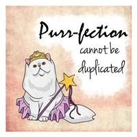 Miss Purrfection Fine Art Print