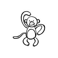 Cheeky Monkey Fine Art Print