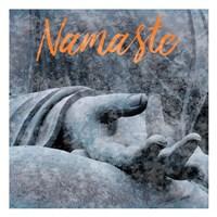 Zenful Namaste Fine Art Print