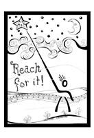 Reach For It Fine Art Print