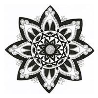 Yang Mandala Fine Art Print