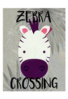 Zebra Crossing Fine Art Print
